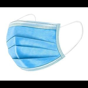 50 pack disposable Masks NWT